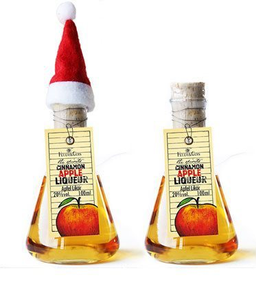 Cinnamon Apple Liqueur, 100 ml, 20%  VOL