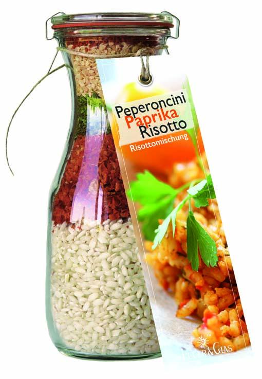 Peperoncini Paprika Risotto  Mini ( 250 ml)