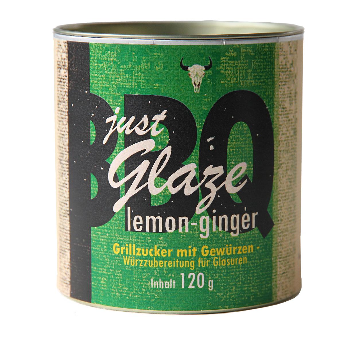 just Glaze & Brandeisen