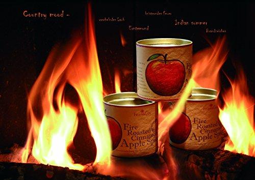 Das neue Bio-Fire Roasted Cinnamon Apple Spice - Apfelsaftgewürz