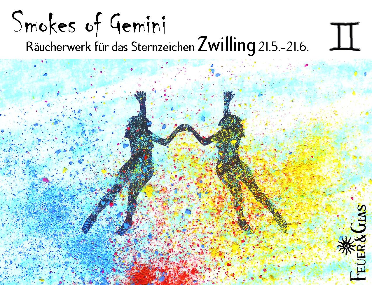 Smokes of Gemini - Zwilling