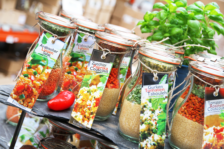 Arabischer Linsen Salat    Mini ( 250 ml)