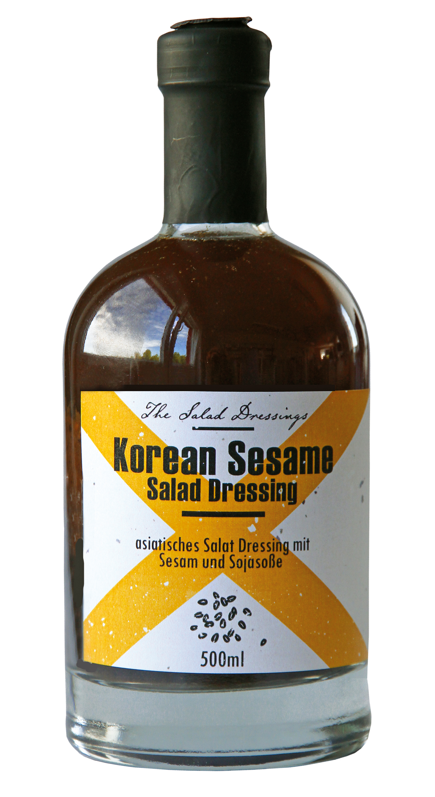 Korean Sesame Salad Dressing 500 ml