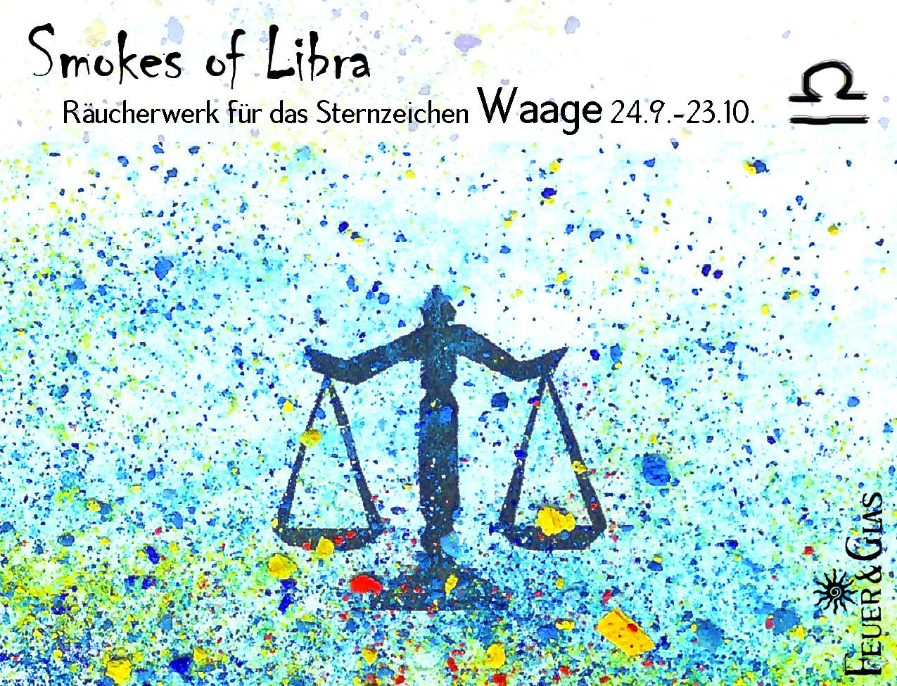 Smokes of Libra - Waage
