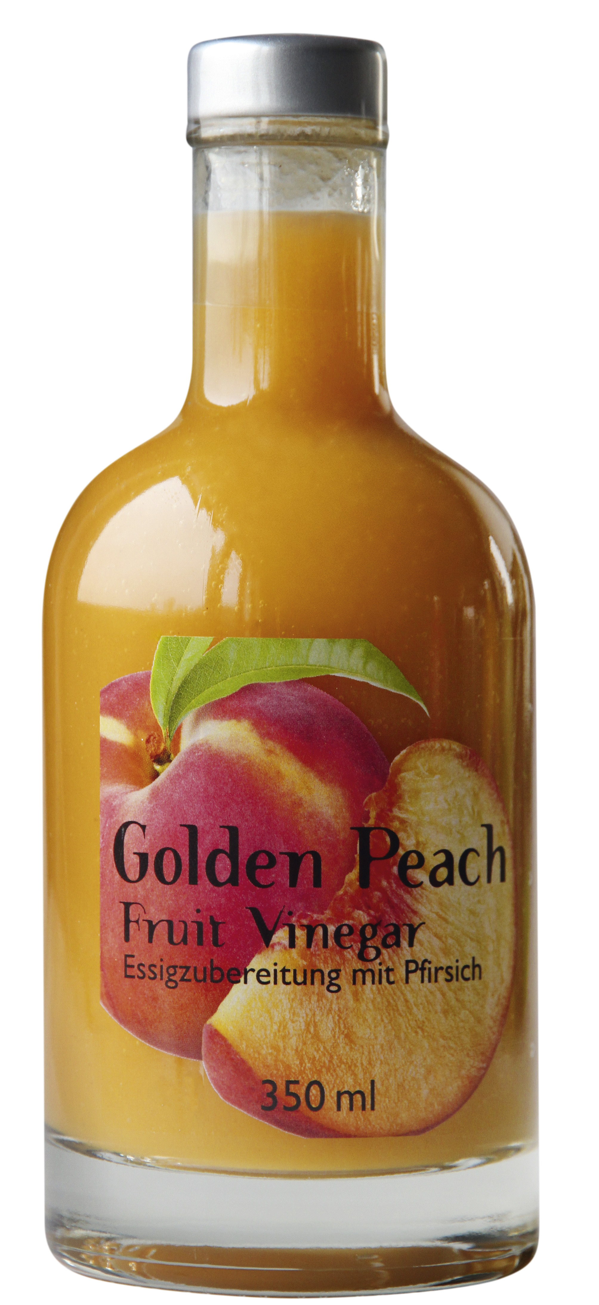Golden Peach Fruit Vinegar