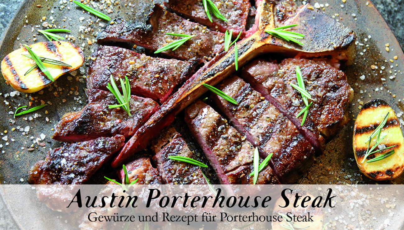 Austin Porterhouse Steak