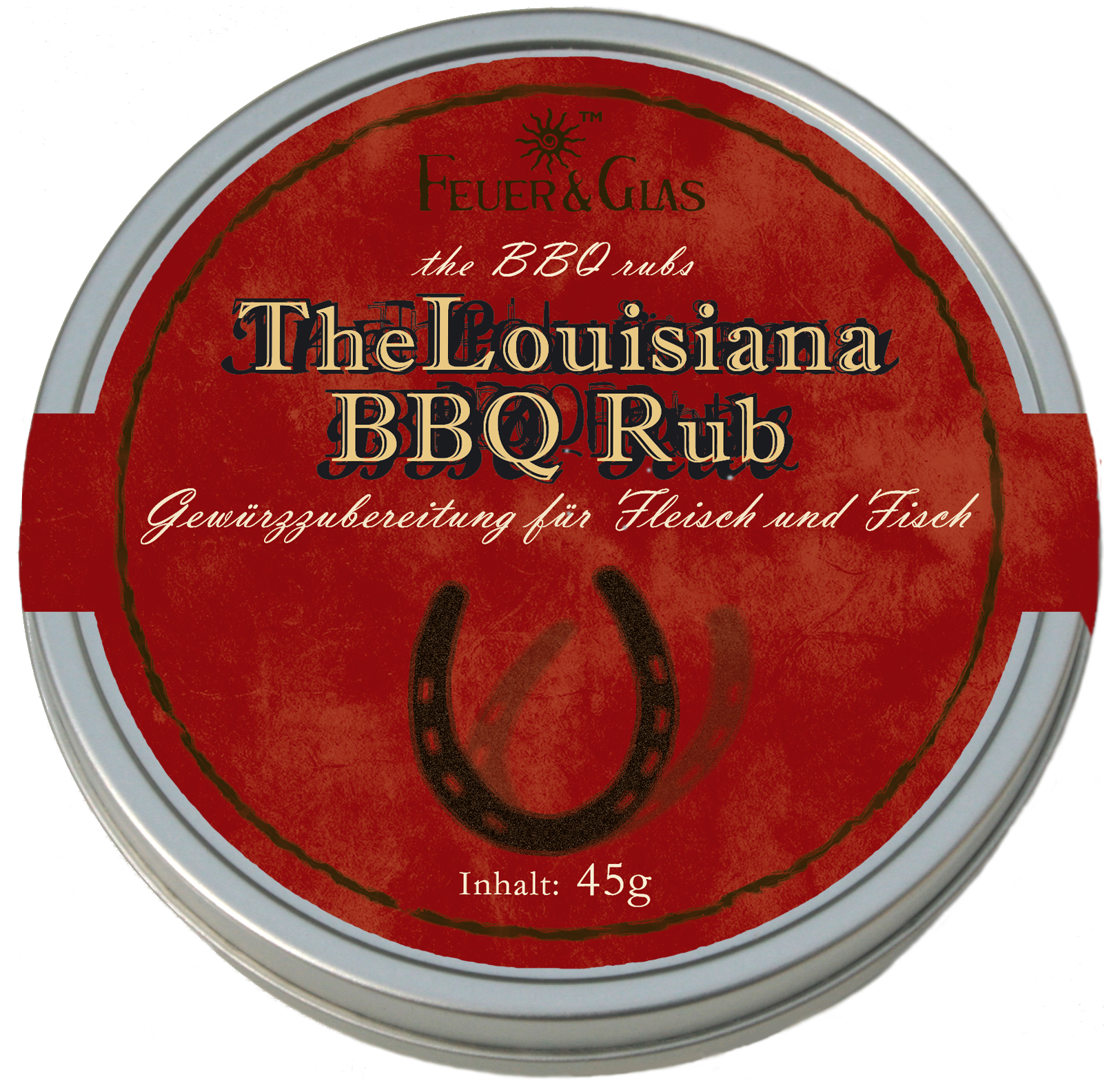 "BBQ Rub ""Louisiana"""