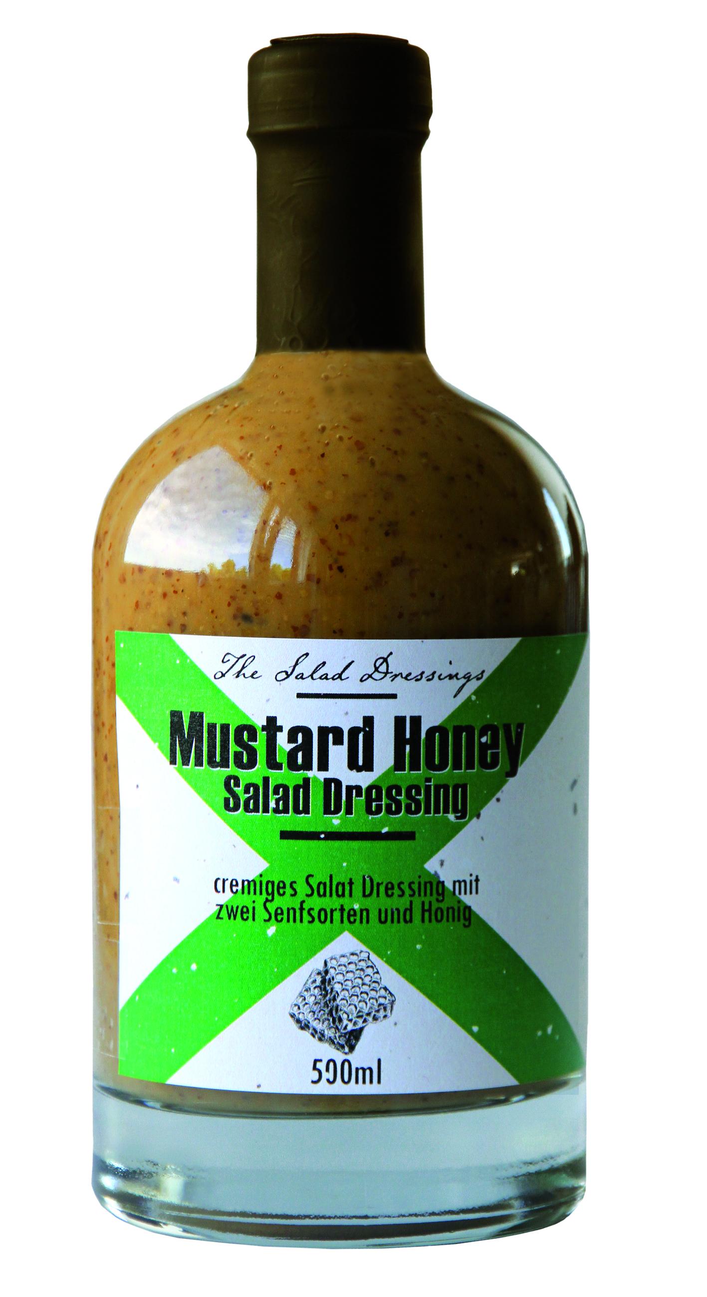 Mustard Honey Salad Dressing 500 ml