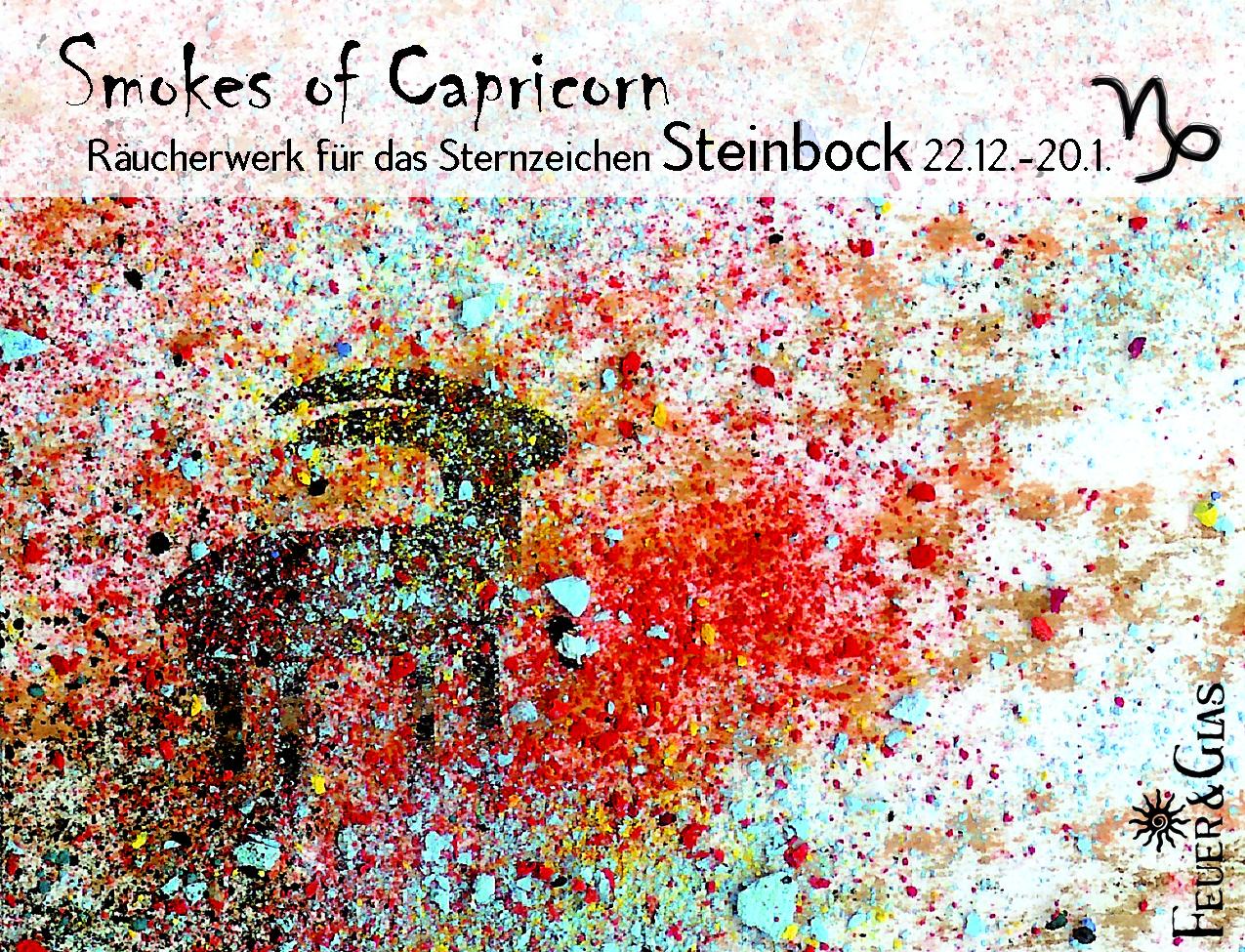 Smokes of Capricorn - Steinbock