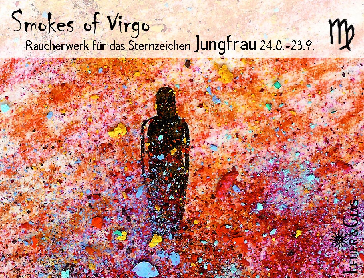 Smokes of Virgo - Jungfrau