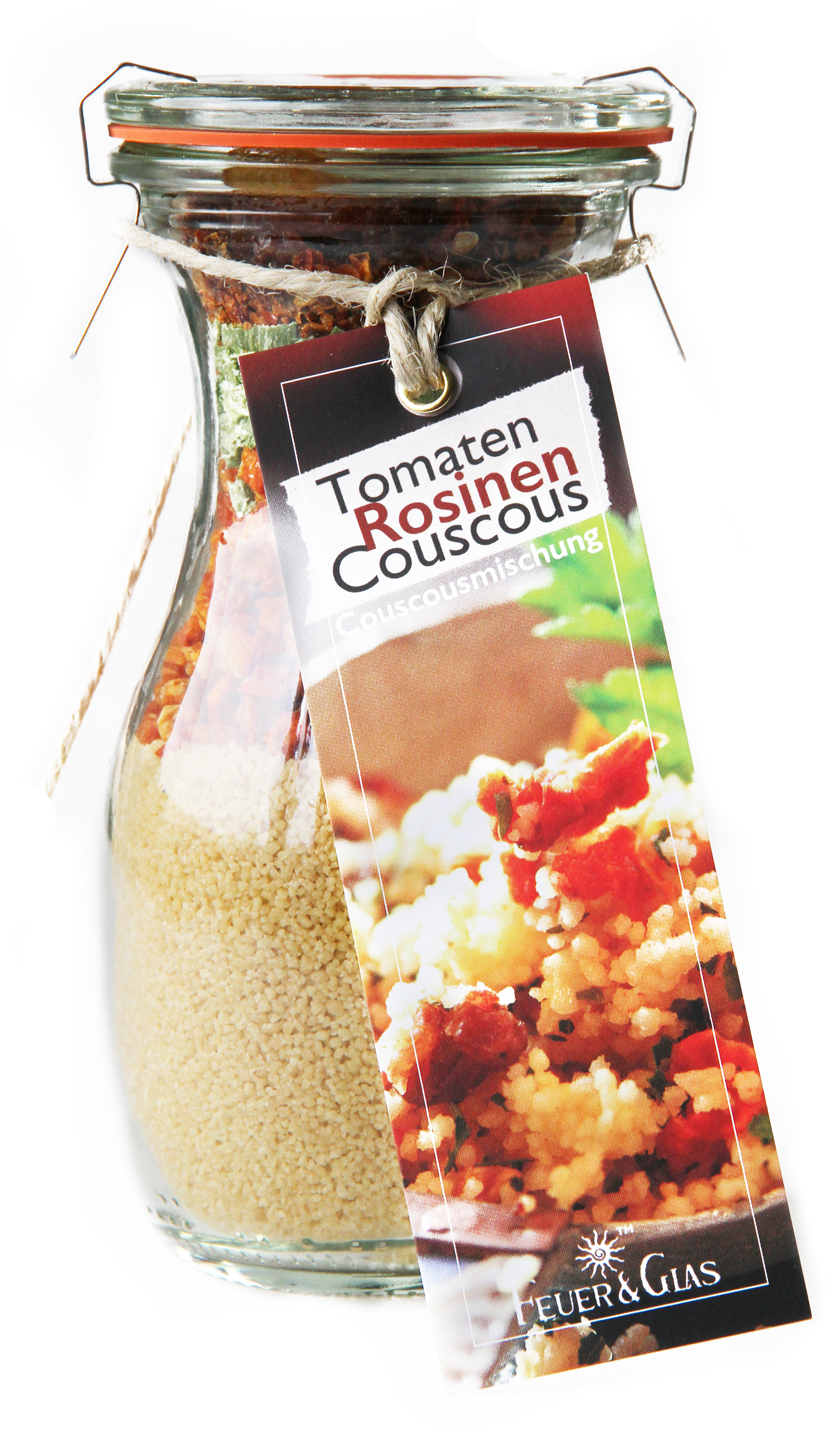 Tomaten Rosinen Couscous  Mini ( 250 ml)