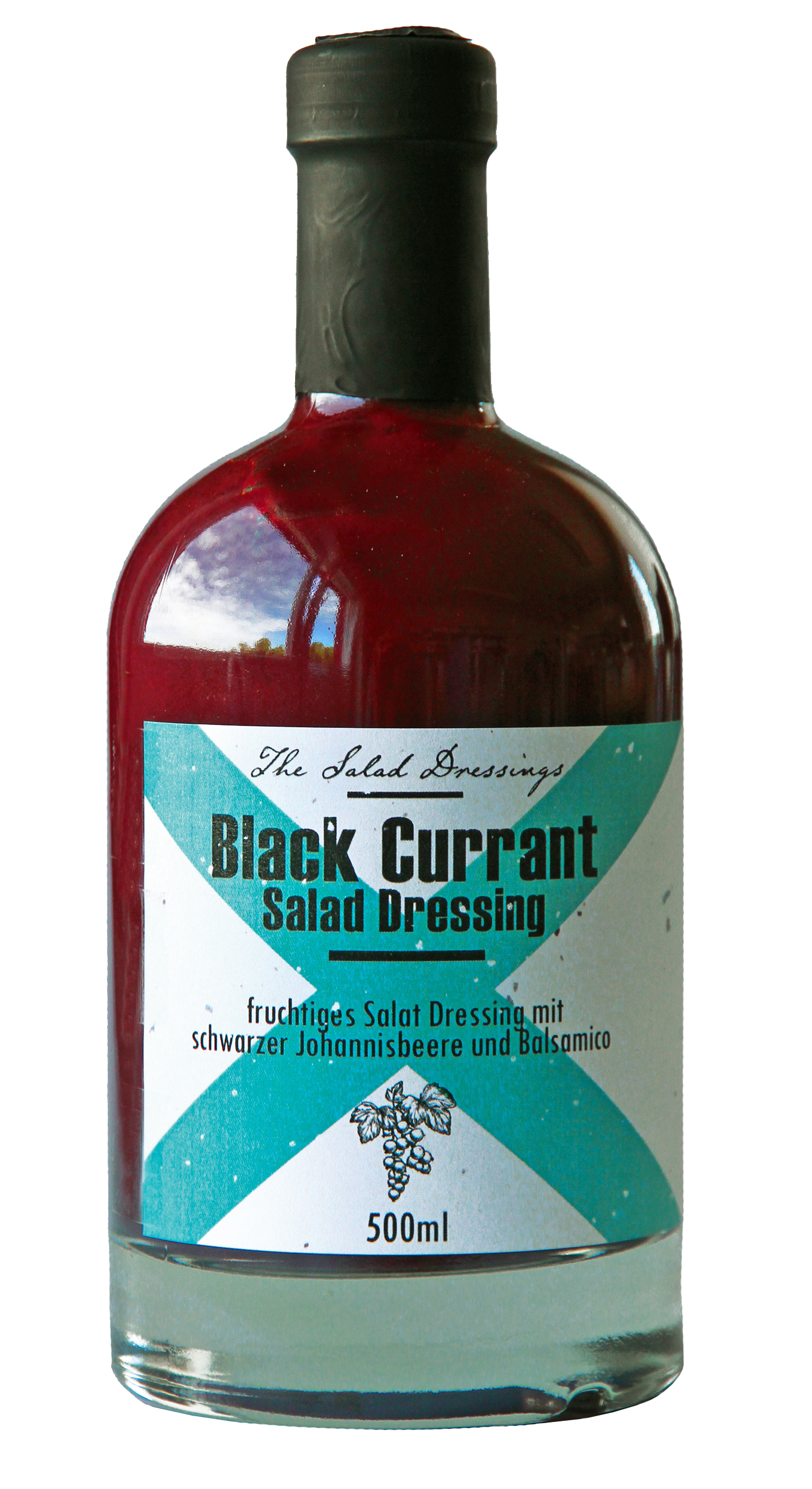 Black Currant Salad Dressing  500ml