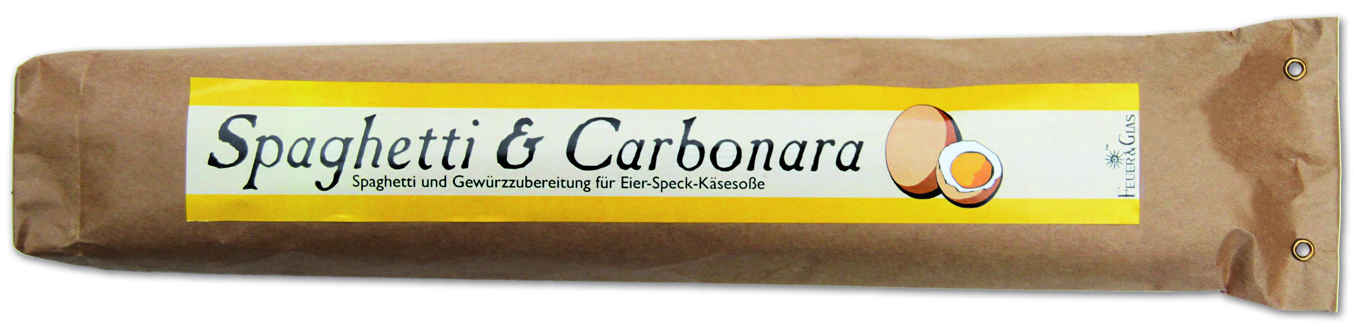 Spaghetti & Carbonara