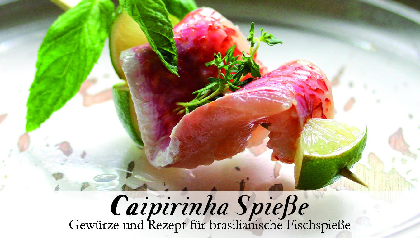 Caipirinha Spieße