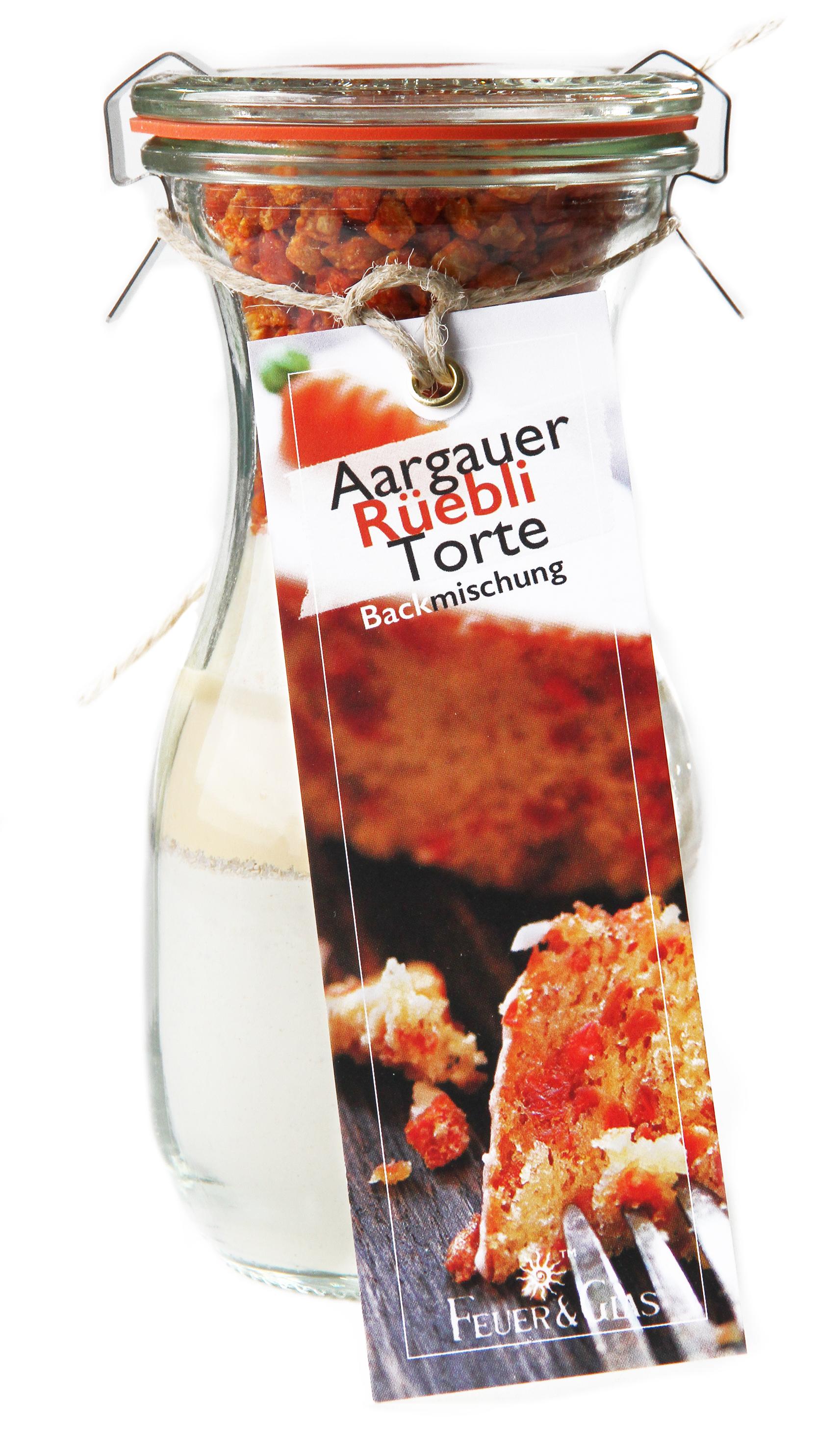 Aargauer Rüebli Torte Mini ( 250 ml)