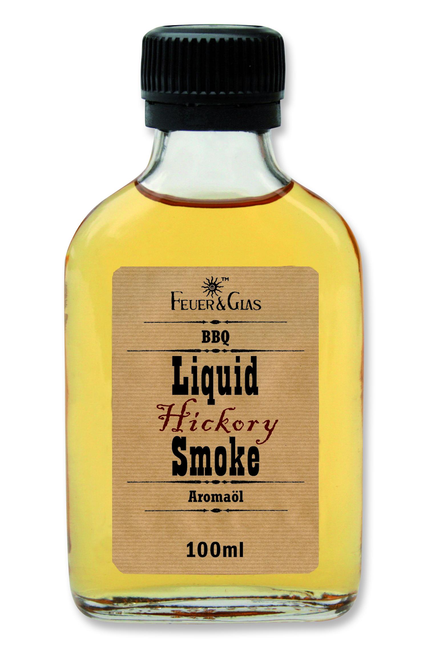 Liquid Smoke - natürlicher Flüssigrauch