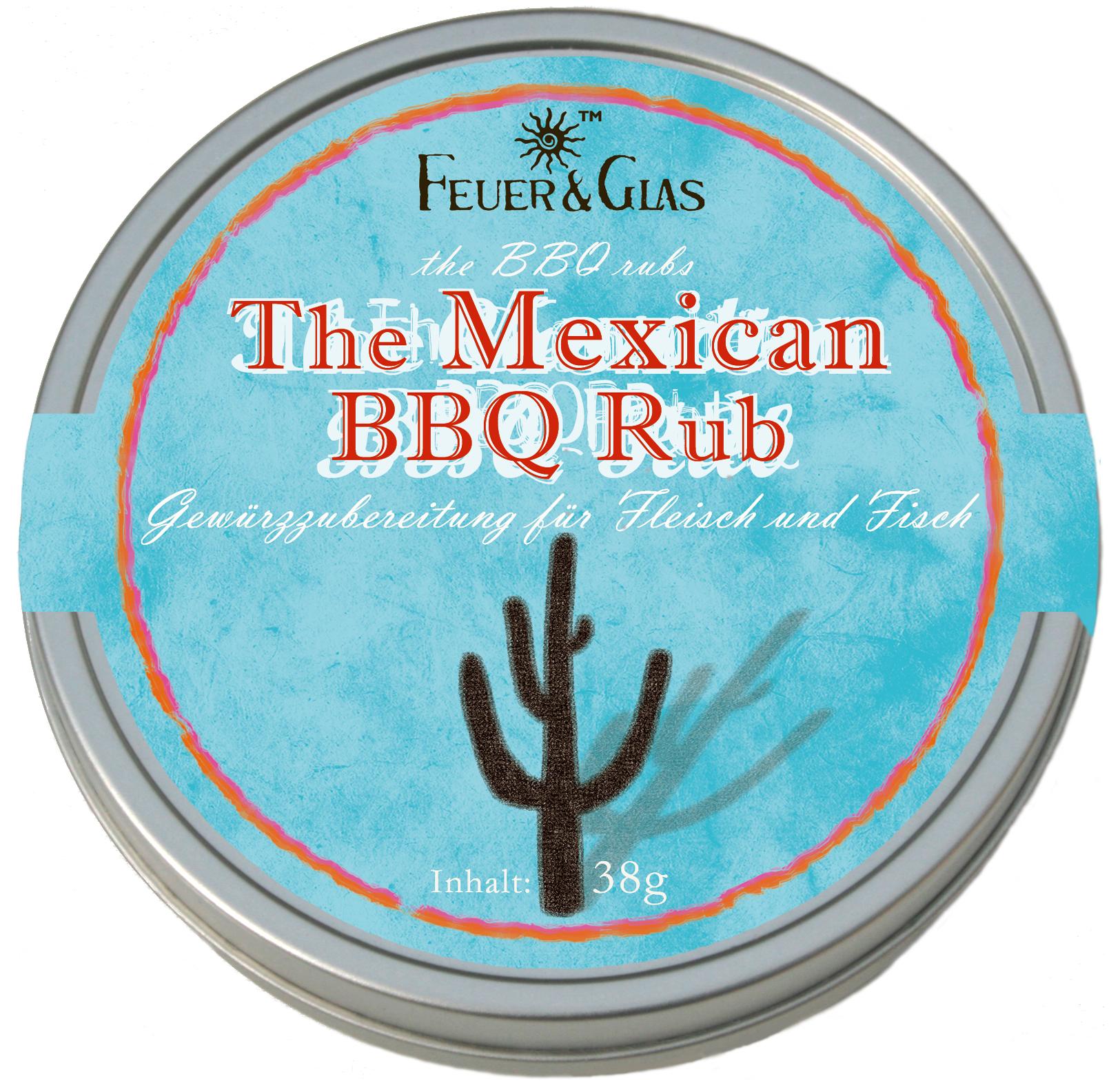 """BBQ Rub """"Mexican"""""""