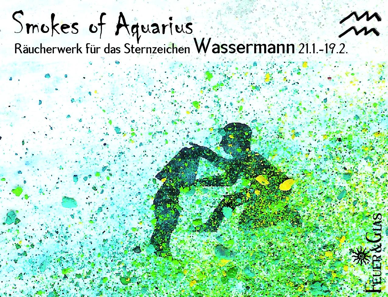Smokes of Aquarius - Wassermann