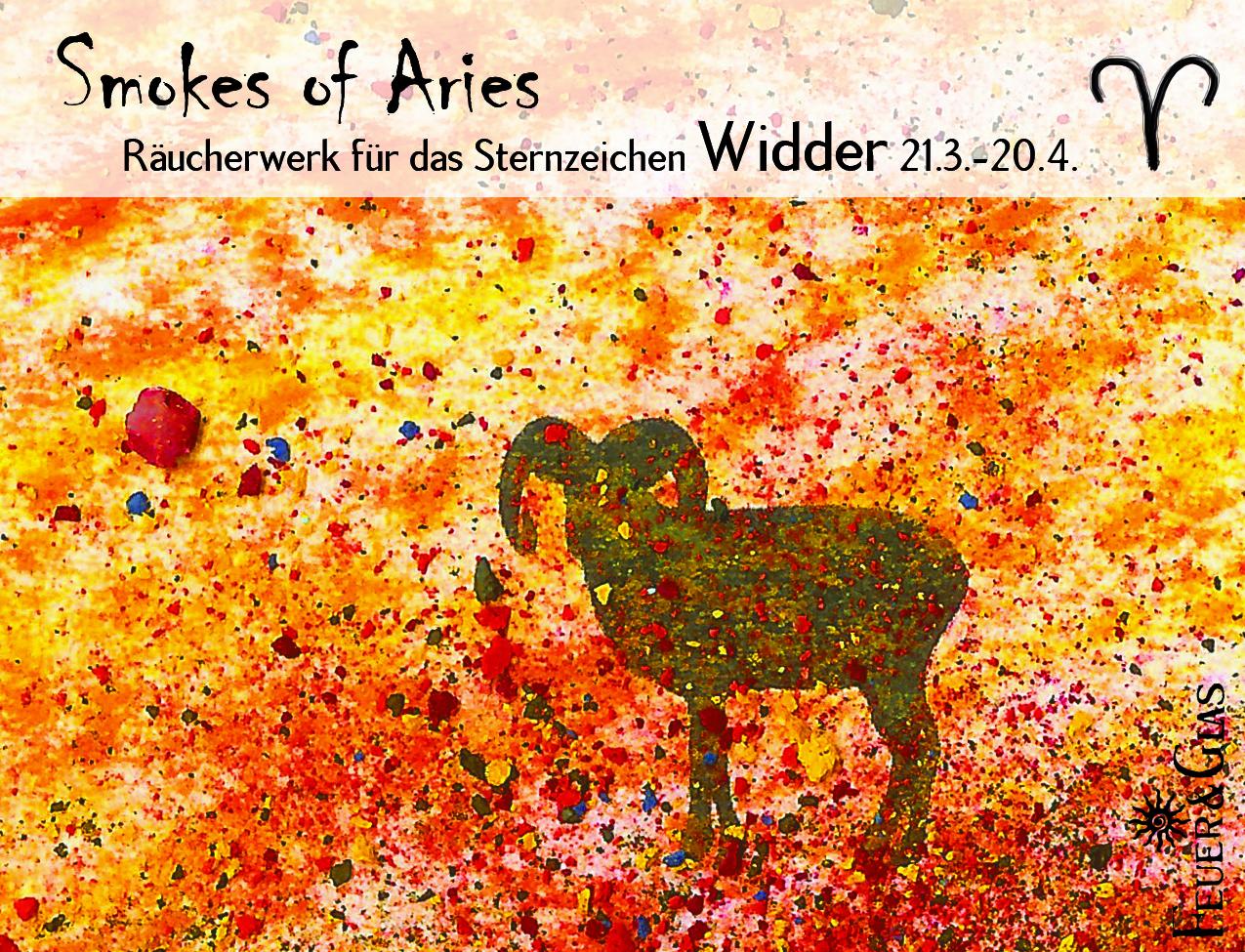 Smokes of Aries - Widder